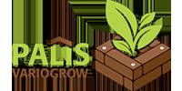 Vyvýšené dřevěné záhony PALIS VARIOGROW